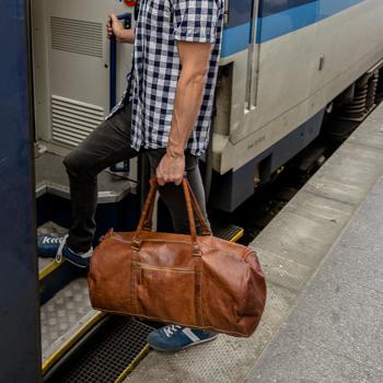 Leconi-reisetasche-echtleder-ledertasche-weekender-handgepäck-sporttasche-zug