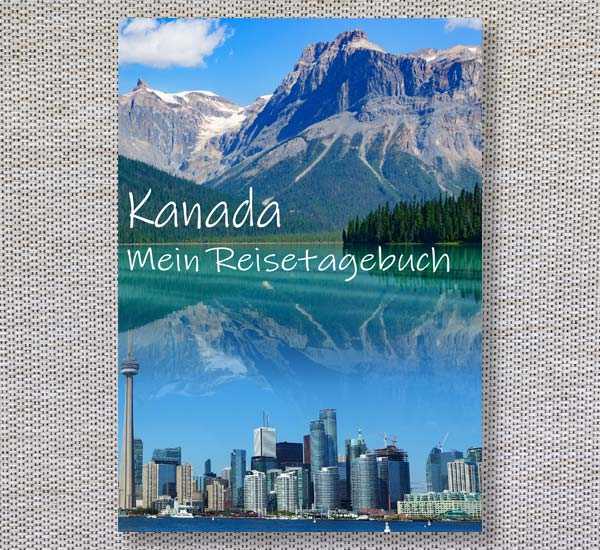 reisetagebuch reiseführer kanada