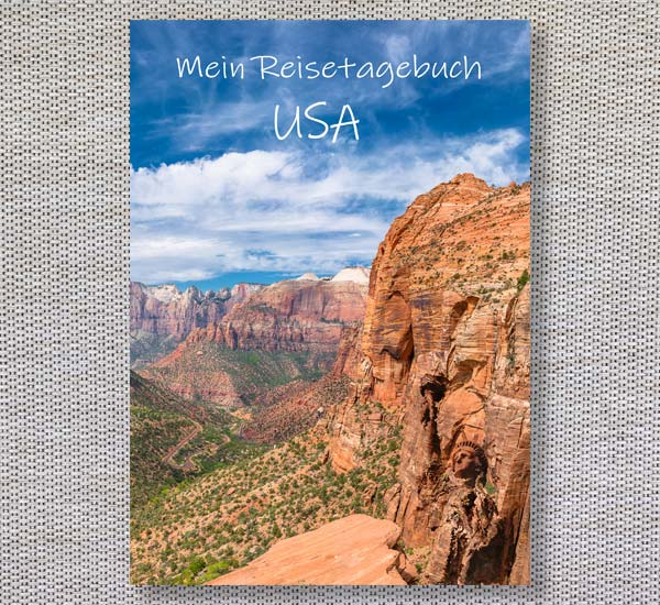 reisetagebuch usa cover