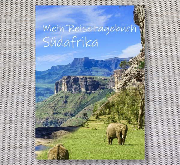 reisetagebuch reiseführer afrika südafrika