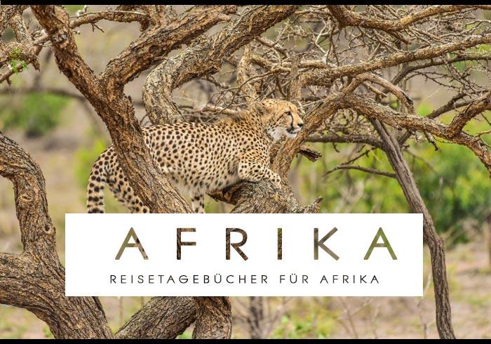 reisetagebuch zum selberschreiben afrika
