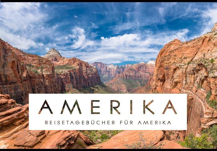 reisetagebuch zum selberschreiben amerika kandada usa