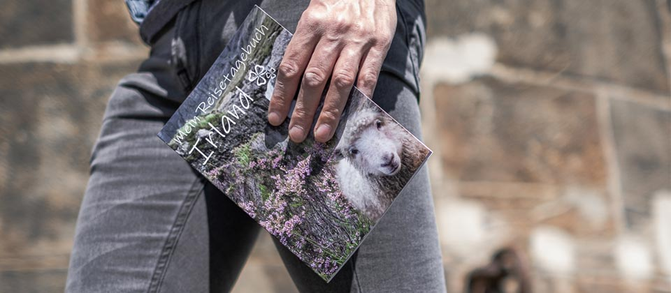 Calmondo reisetagebuch selberschreiben jakobsweg pilgerweg