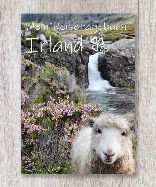 Cover Reisetagebuch irland skandinavien Website