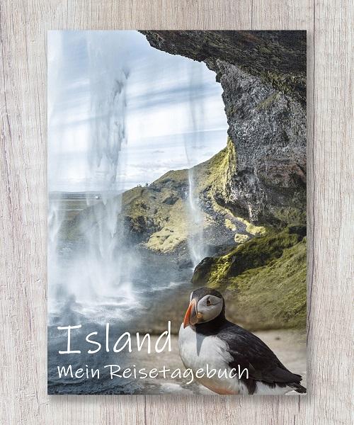 Cover Reisetagebuch island