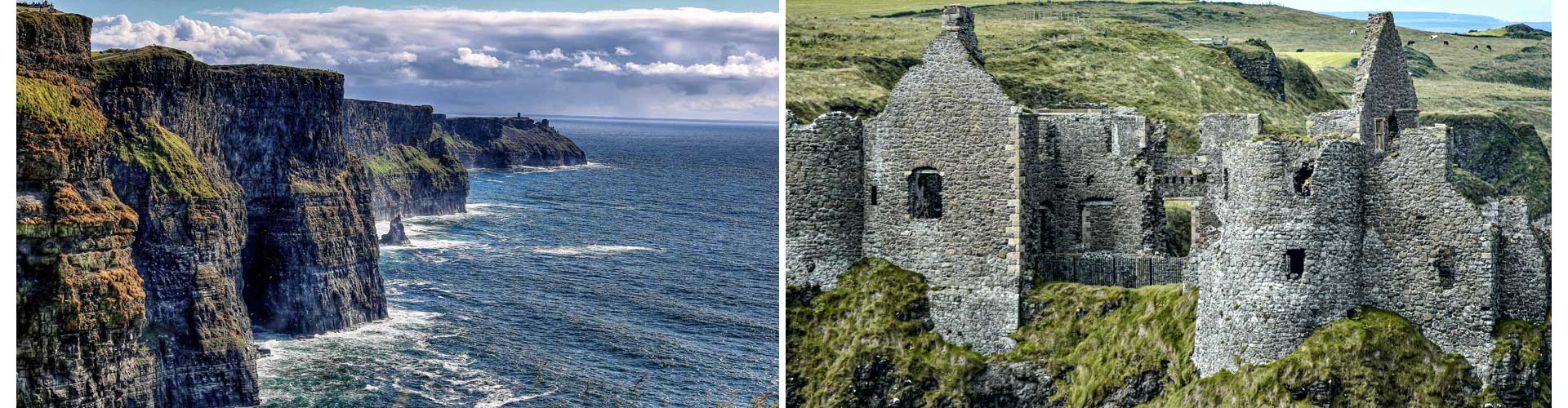 Irland Reisetagebuch Schloss Küste Mother