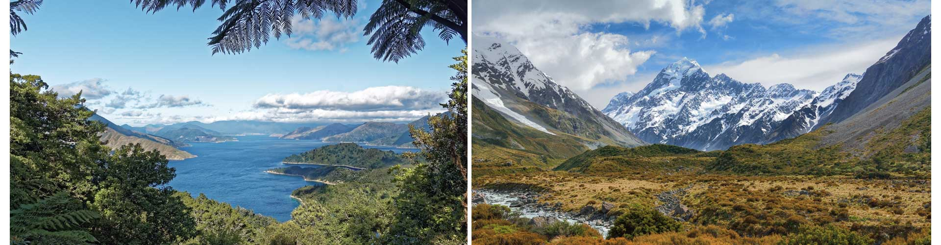 Neuseeland Reisetagebuch Ozeanien Maori Aoraki Strand Bucht