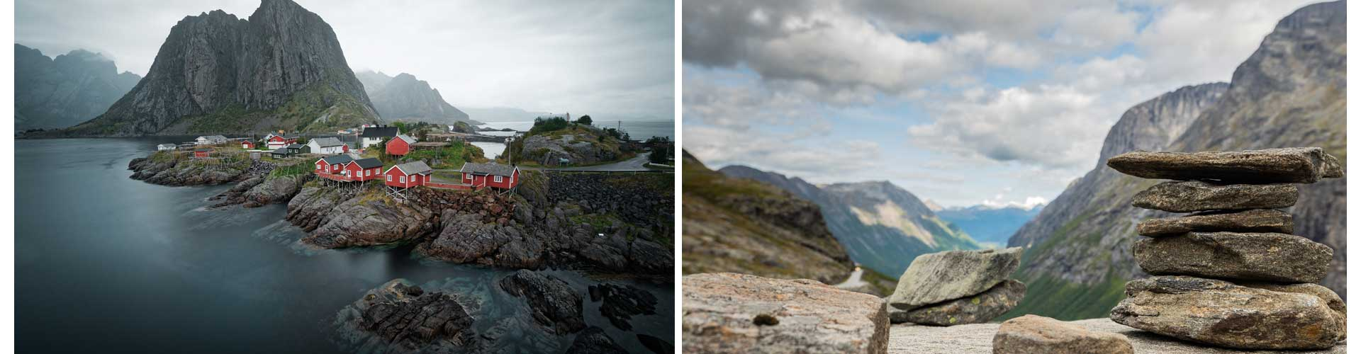 Norwegen Reisetagebuch Fjorde Gebirge Landschaft Skandinavien