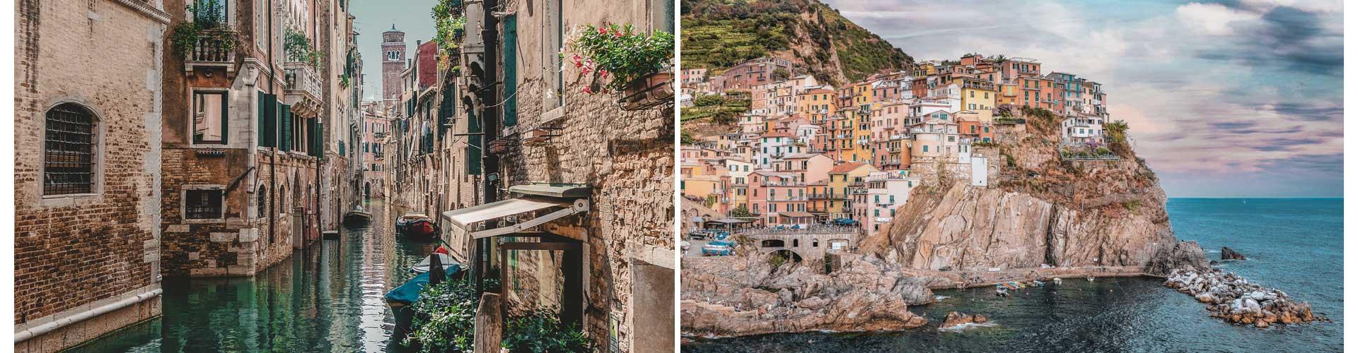 Italien Reisetagebuch europa cinque terre venedig