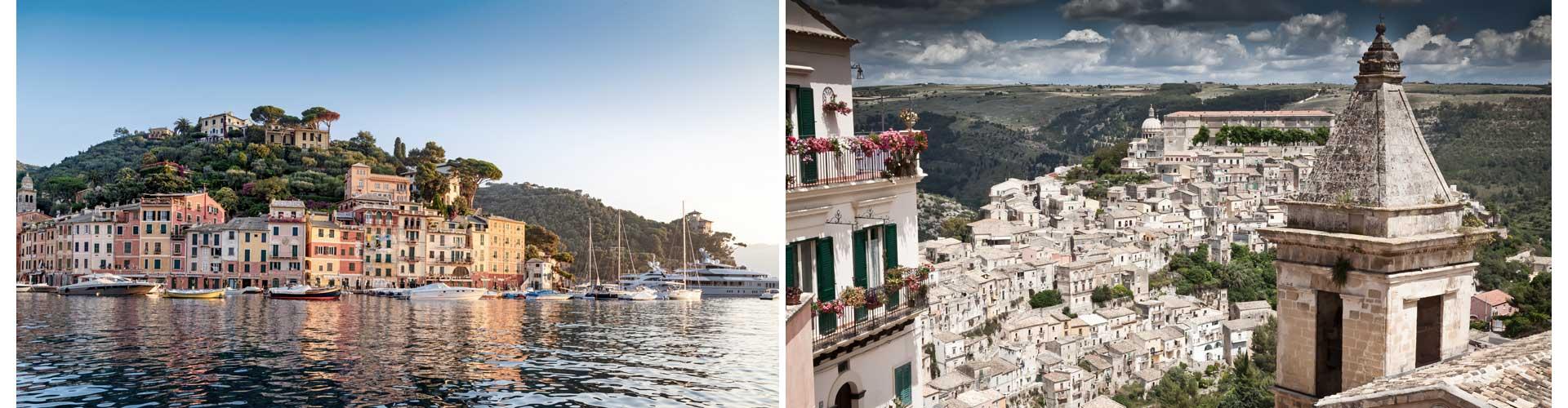 Italien Reisetagebuch europa portofino küste